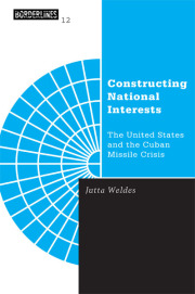 Constructing National Interests