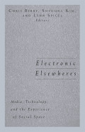 Electronic Elsewheres