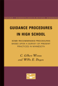 Guidance Procedures in High School