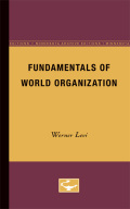 Fundamentals of World Organization