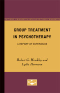 Group Treatment in Psychotherapy