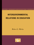 Intergovernmental Relations in Education