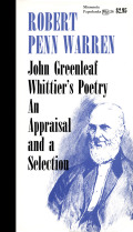 John Greenleaf Whittier's Poetry