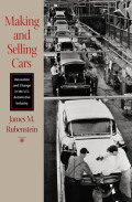 Making and Selling Cars Cover
