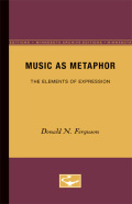 Music as Metaphor