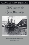Old Times on the Upper Mississippi