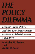 The Policy Dilemma