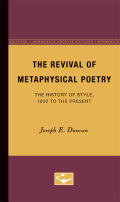 The Revival of Metaphysical Poetry