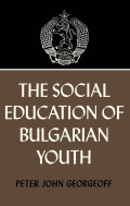 The Social Education of Bulgarian Youth