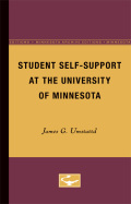 Student Self-Support at the University of Minnesota