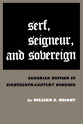 Serf, Seigneur, and Sovereign
