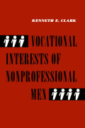 Vocational Interests of NonProfessional Men