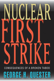 Nuclear First Strike