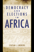 Democracy and Elections in Africa Cover