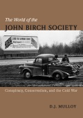 The World of the John Birch Society cover