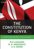The Constitution of Kenya: Contemporary Readings
