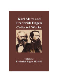 Marx & Engels Collected Works Vol 02 Cover