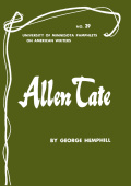 Allen Tate - American Writers 39