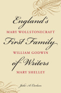 England's First Family of Writers cover
