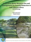 Innovative Water Resource Use and Management for Poverty Reduction in Sub-Saharan Africa: An Anthology cover