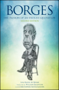 Borges, Second Edition Cover