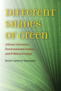 Different Shades of Green Cover