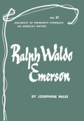 Ralph Waldo Emerson - American Writers 41