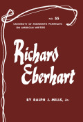 Richard Eberhart - American Writers 55