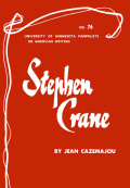 Stephen Crane - American Writers 76