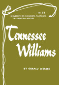 Tennessee Williams - American Writers 53