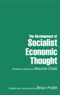 Development of Socialist Economic Thought, The