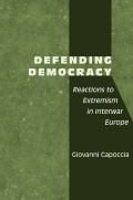 Defending Democracy Cover