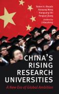 China's Rising Research Universities Cover