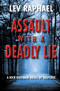 Assault with a Deadly Lie Cover