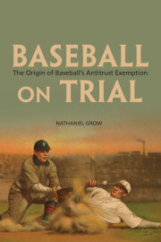 Baseball on Trial