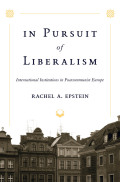 In Pursuit of Liberalism Cover
