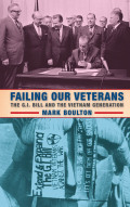 Failing Our Veterans Cover