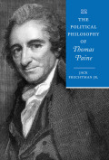 The Political Philosophy of Thomas Paine Cover