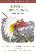 Birds of New Guinea Cover