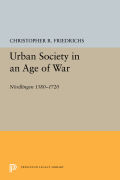 Urban Society in an Age of War