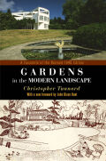 Gardens in the Modern Landscape Cover