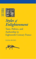 Styles of Enlightenment Cover