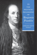 The Political Philosophy of Benjamin Franklin Cover