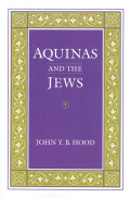 Aquinas and the Jews Cover