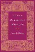 Galen and the Rhetoric of Healing Cover