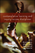 Contemplative Learning and Inquiry across Disciplinestle Cover