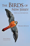 The Birds of New Jersey Cover