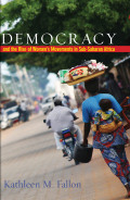 Democracy and the Rise of Women's Movements in Sub-Saharan Africa Cover