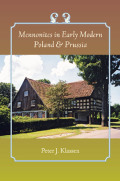 Mennonites in Early Modern Poland and Prussia Cover