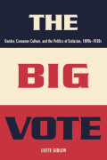The Big Vote Cover